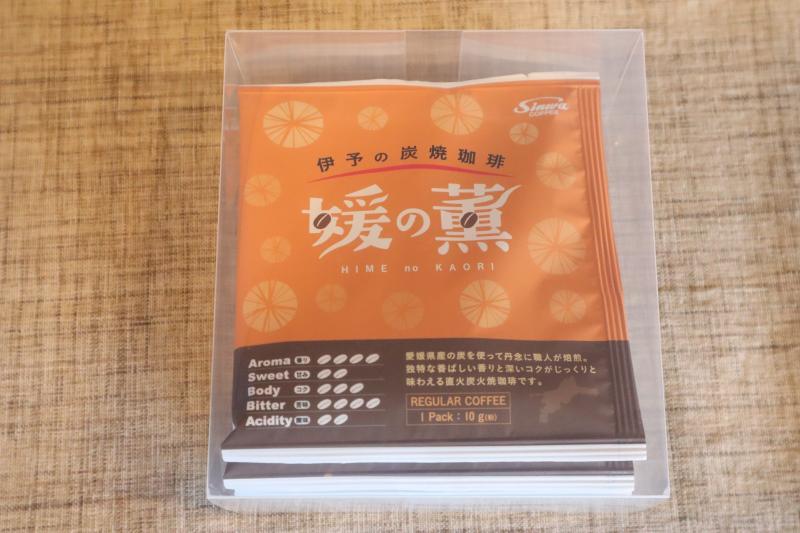 媛の薫ドリップバッグ8袋入