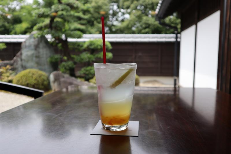 ゆず&檸檬ソーダ